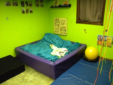 Sensory Bedroom Ideas Autism diy sensory room | educare homeschool