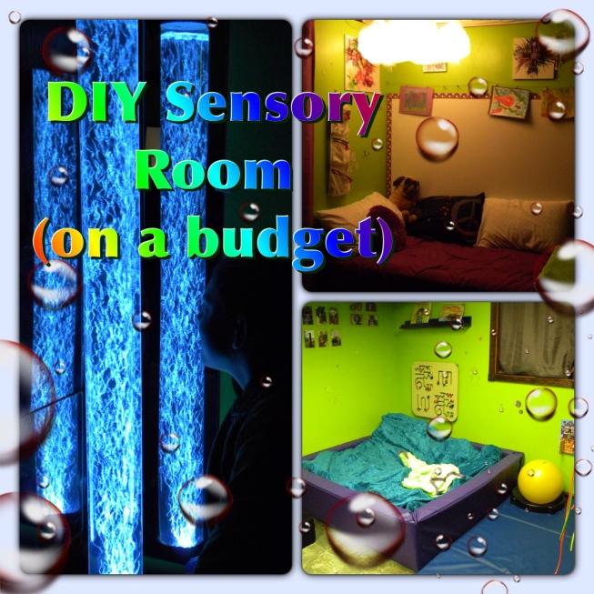 Diy Sensory Room Educare Homeschool