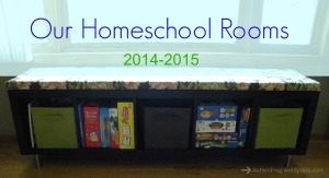 OurHomeschoolRooms